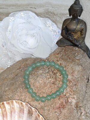 Bracelet Aventurine verte