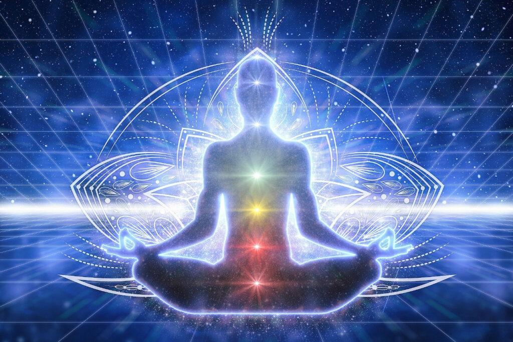 Chakras ou centres d'énergie émotionnels