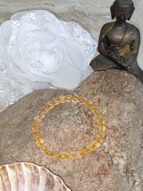 Bracelet Citrine