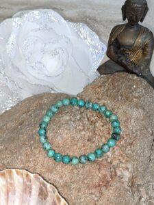 Bracelet Turquoise africaine Jaspe