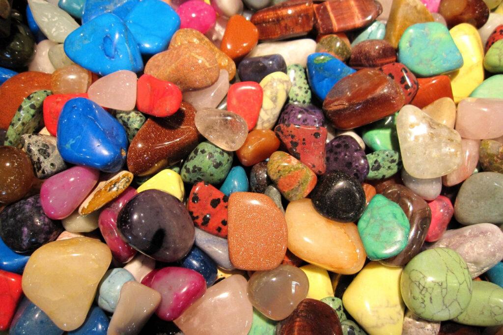 Lithothérapie ou soins par les pierres
